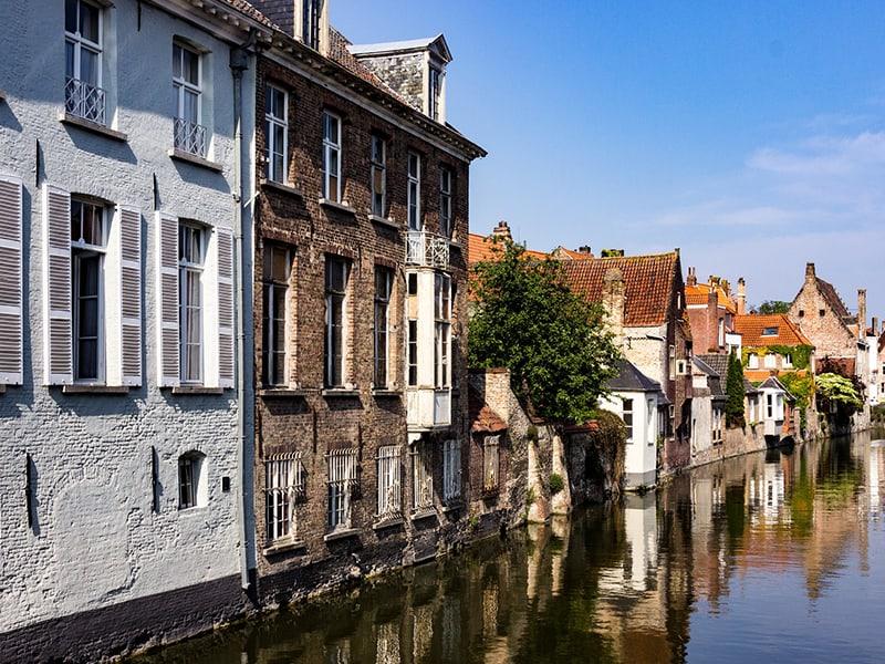 Belgium Canal