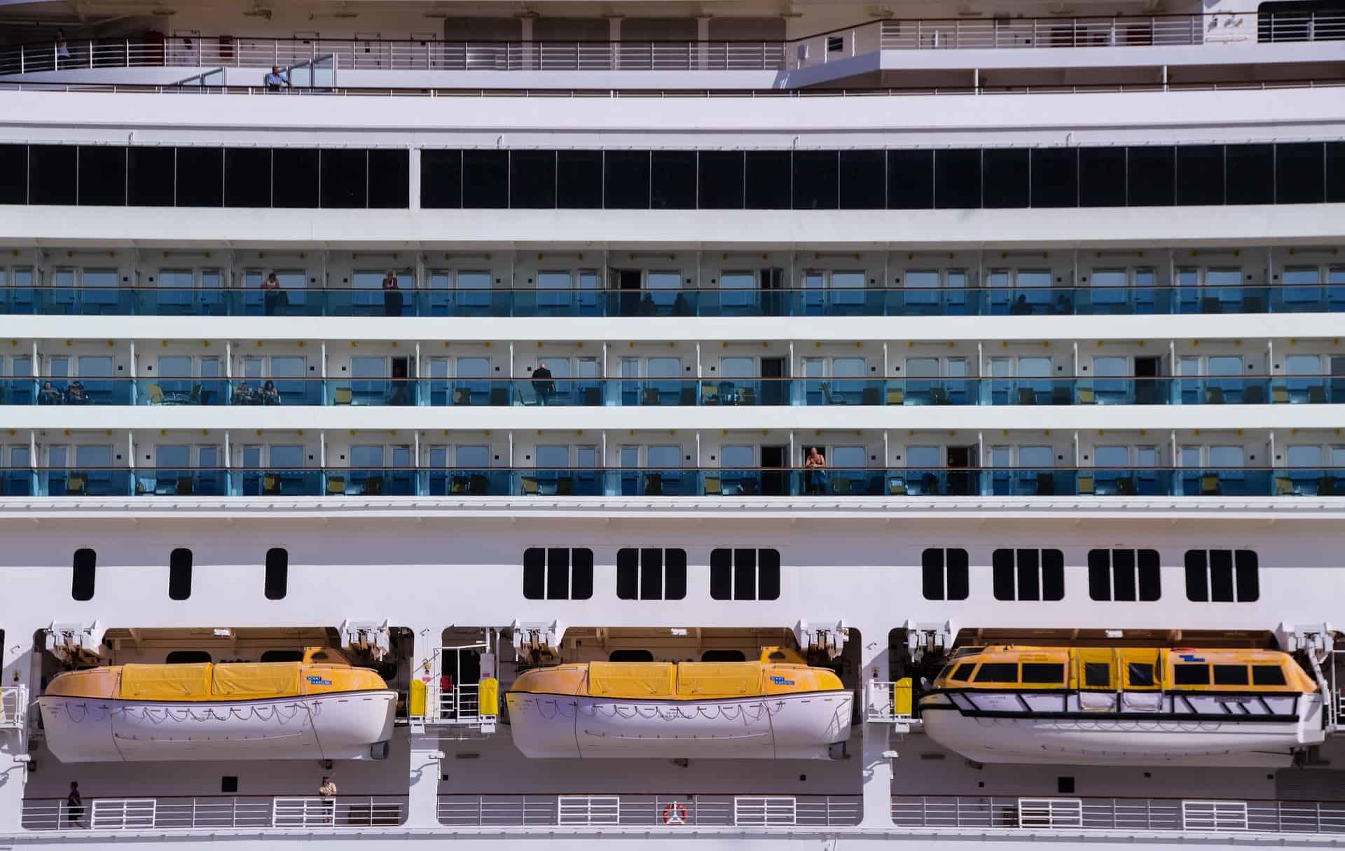 Size matters when cruising