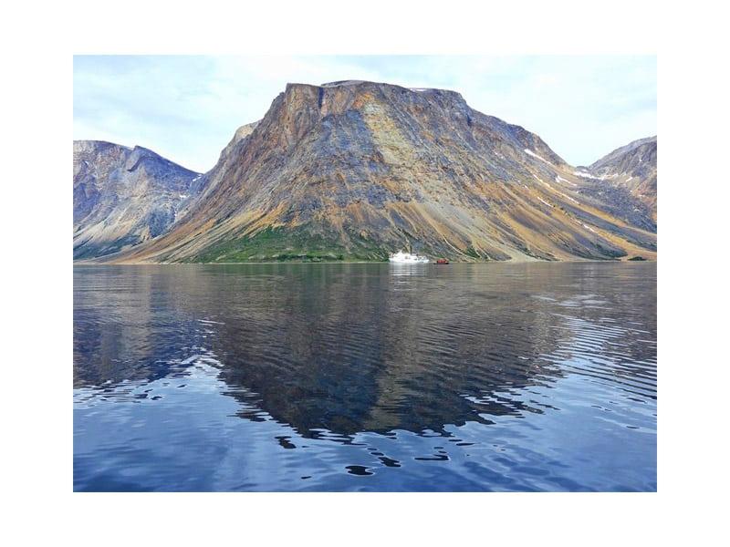 Saglek Fjord