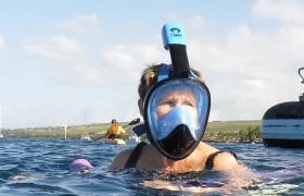 Cobra's Snorkel Mask